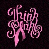 Осведомленность рака молочной железы бесплатная иллюстрация