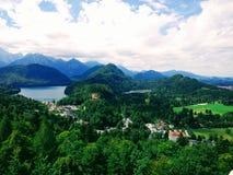 Освободившееся государство Баварии Стоковое Изображение RF