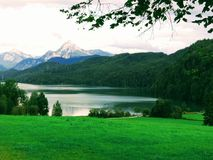 Освободившееся государство Баварии Стоковая Фотография