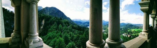 Освободившееся государство Баварии Стоковая Фотография RF