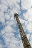 Освободите башню падения Стоковые Фотографии RF