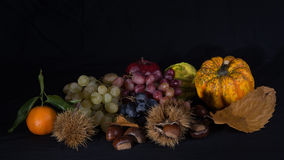 Осенний натюрморт 3 Стоковое фото RF