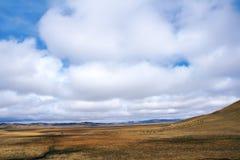 Осенний пейзаж Стоковое Изображение