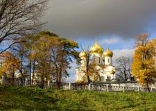 осенний сезон России стоковые фото