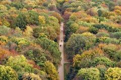 Осень Берлина Стоковая Фотография RF