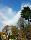 Осень в Италии Стоковое Изображение