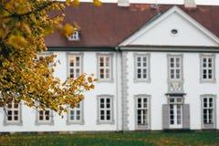 Осень в Оденсе, Дании Стоковое Изображение