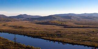 Осень в Dalin Стоковые Фото