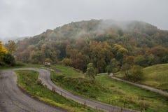 Осень в Lessinia стоковое фото rf