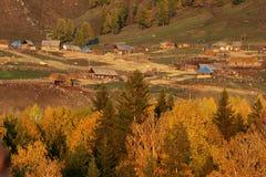 осень глубоко Стоковая Фотография