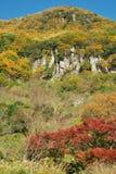 Осень горы нося Стоковое Изображение RF