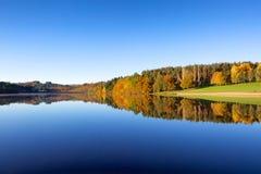 Осень и природа Стоковое фото RF