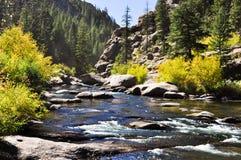 Осень 6 Колорадо Стоковое Изображение RF
