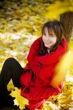 осень красивейшая Стоковая Фотография RF