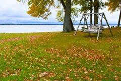 осень Минесота стоковое изображение