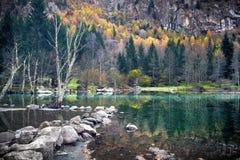 осень мирная стоковое фото rf