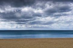 Осень морем Стоковое Фото