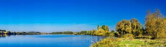 осень пришла Стоковые Фото