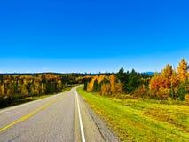 осень сельская Стоковое Изображение