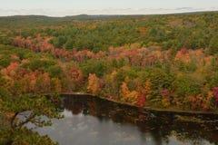 Осень скалы Ross Стоковые Изображения RF