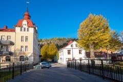 осень Швеция Стоковые Изображения