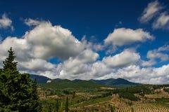 Осень Gurzuf Стоковое Фото