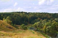 осень landscape1 стоковое фото