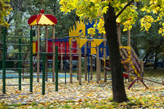 осень moscow Стоковые Фото