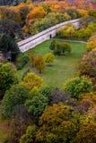 осень prague Стоковое фото RF