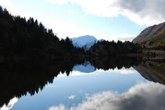 осень pyrenees Стоковая Фотография RF