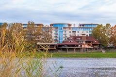 Осень Uzhhorod Стоковые Фото