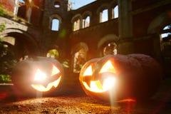 Оскалы хеллоуина стоковая фотография rf