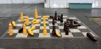 доска на улице Стоковое Фото