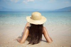 Ослаблять в солнце Стоковые Фотографии RF