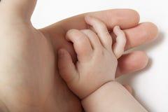 ослаблять ее руку Стоковое Изображение RF