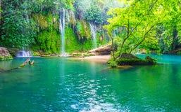Ослабьте в природном парке Kursunlu, Aksu, Турции Стоковые Изображения