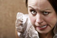 ослепительные детеныши женщины Стоковое фото RF