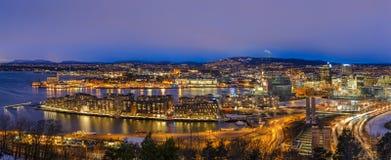 Осло Норвегия Скандинавия стоковая фотография rf