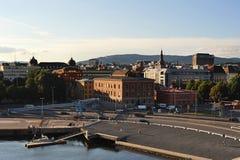 Осло стоковая фотография rf