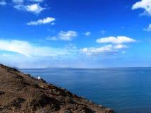 Осматривать скалы Стоковые Фото