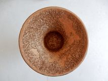 Основание старой вазы Стоковые Изображения