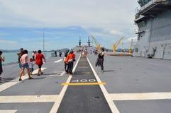 Основание Sattahip военноморское Стоковые Изображения