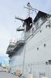 Основание Sattahip военноморское Стоковые Изображения RF
