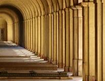 основа Германии шатии frankfurt крипты кладбища Стоковое Фото