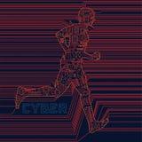 основа компьютера цепи доски Стоковая Фотография RF
