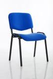 основная ткань стула покрыла офис Стоковое фото RF