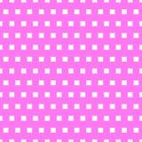 Основная repeatable белизна плюс одна картина цвета Простое геометрическое бесплатная иллюстрация