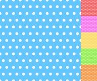 Основная repeatable белизна плюс одна картина цвета Простое геометрическое иллюстрация штока