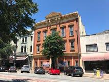 Основное свойство для ренты на главной улице Колумбии, Южной Каролине стоковая фотография rf