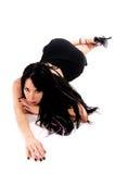 основное черное сексуальное Стоковая Фотография RF